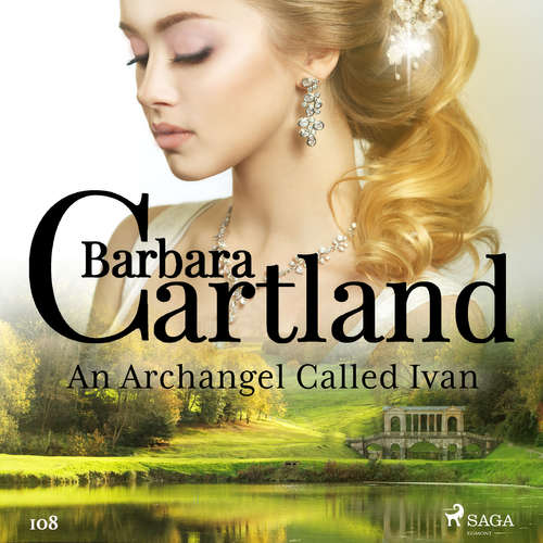 Audiobook An Archangel Called Ivan (Barbara Cartland's Pink Collection 108) (EN) - Barbara Cartland - Anthony Wren
