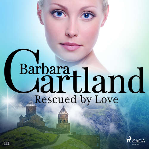 Audiobook Rescued by Love (Barbara Cartland's Pink Collection 111) (EN) - Barbara Cartland - Anthony Wren