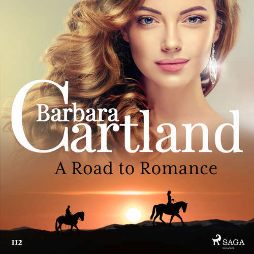Audiobook A Road to Romance (Barbara Cartland's Pink Collection 112) (EN) - Barbara Cartland - Anthony Wren