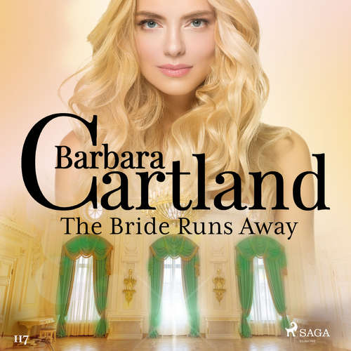 Audiobook The Bride Runs Away (Barbara Cartland's Pink Collection 117) (EN) - Barbara Cartland - Anthony Wren
