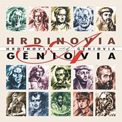 Hrdinovia a géniovia. - Authors Various (Audiokniha)