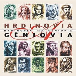 Audiokniha Hrdinovia a géniovia. - Rôzni autori - Ján Kroner