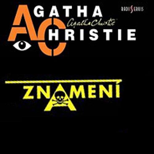 Znamení - Agatha Christie (Audiokniha)