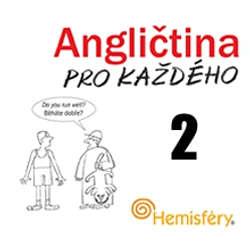 Audiokniha Angličtina pro každého 2 - Lucie Meisnerová - Andras Chernell