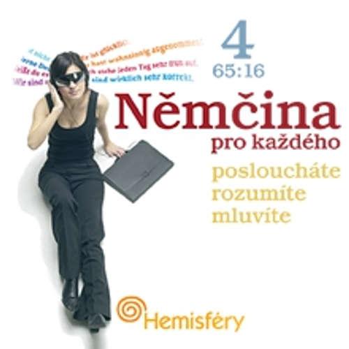 Audiokniha Němčina pro každého 4 - Lucie Meisnerová - Frank Riedel