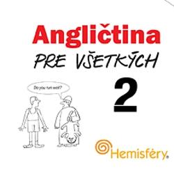 Angličtina pre všetkých 2 - Lucie Meisnerová (Audiokniha)
