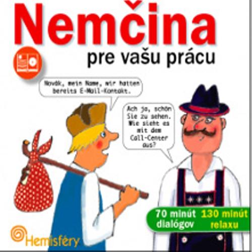Nemčina pre vašu prácu - Lucie Meisnerová (Audiokniha)