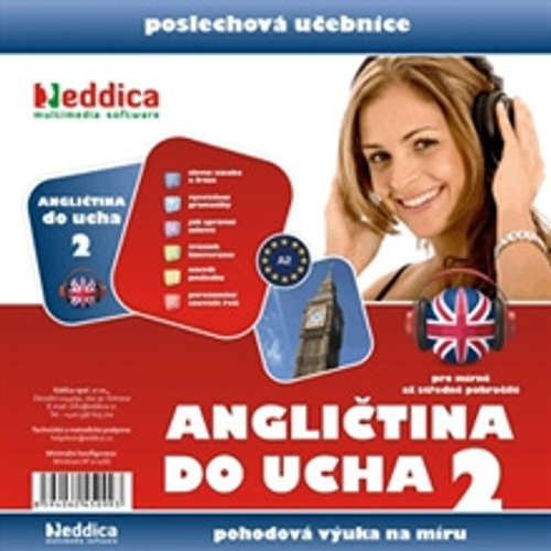 Audiokniha Angličtina do ucha 2 - mírně pokročilí - Various authors - Rôzni Interpreti