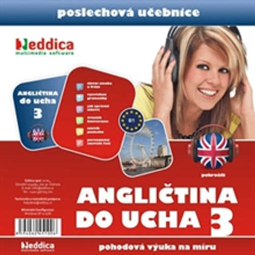 Audiokniha Angličtina do ucha 3 - pokročilí - Rôzni autori - Rôzni Interpreti