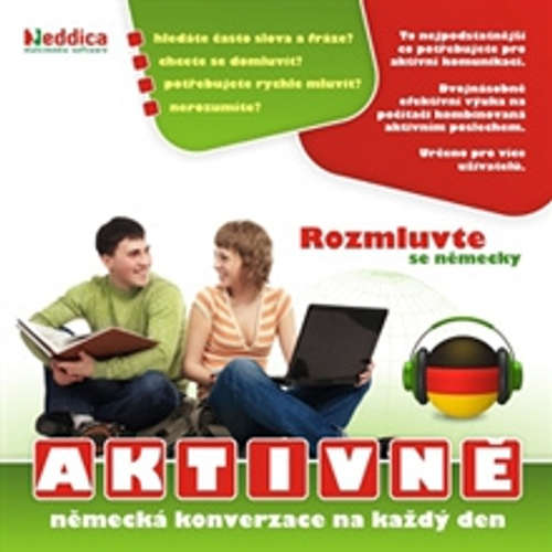 Audiokniha Německá konverzace na každý den - Rôzni autori - Rôzni Interpreti