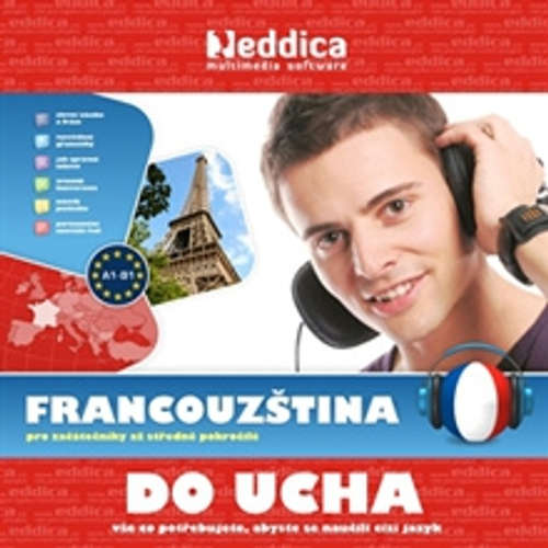 Audiokniha Francouzština do ucha - Různí autoři - Rôzni Interpreti