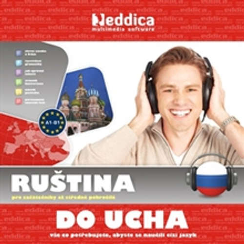 Audiokniha Ruština do ucha - Rôzni autori - Rôzni Interpreti