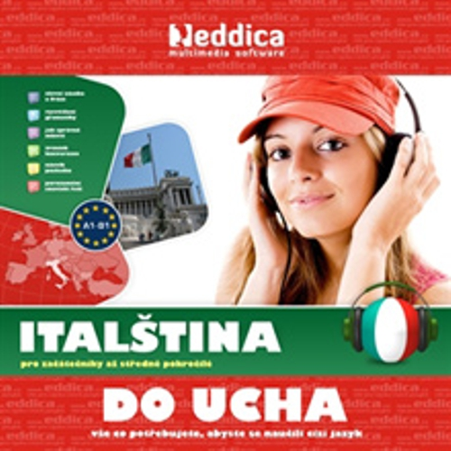 Italština do ucha - Authors Various (Audiokniha)