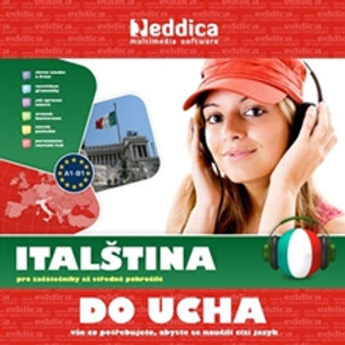 Audiokniha Italština do ucha - Various authors - Rôzni Interpreti