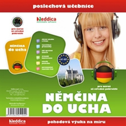 Němčina do ucha - Authors Various (Audiokniha)