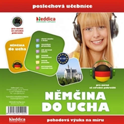 Audiokniha Němčina do ucha - Various authors - Rôzni Interpreti