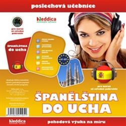 Španělština do ucha - Authors Various (Audiokniha)