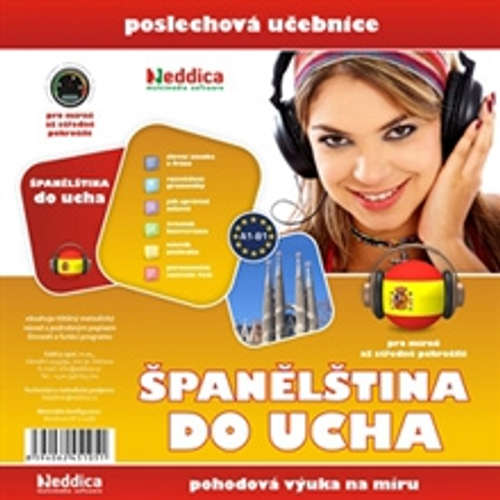 Audiokniha Španělština do ucha - Různí autoři - Rôzni Interpreti