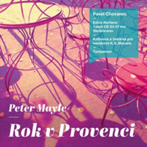 Rok v Provenci - Peter Mayle (Audiokniha)