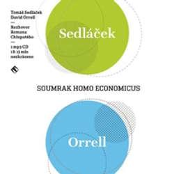 Audiokniha Soumrak homo economicus - Tomáš Sedláček - Tomáš Černý