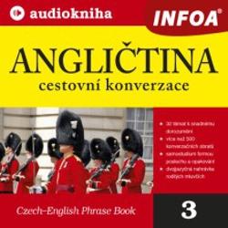 Angličtina - cestovní konverzace - Rôzni Autori (Audiokniha)