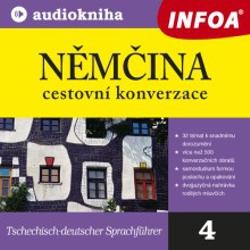 Němčina - cestovní konverzace - Rôzni Autori (Audiokniha)