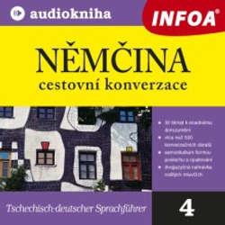 Audiokniha Němčina - cestovní konverzace - Různí autoři - Rôzni Interpreti