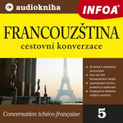 Francouzština - cestovní konverzace - Různí Autoři (Audiokniha)
