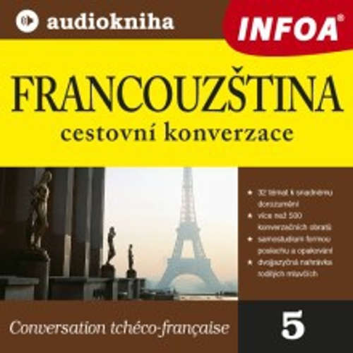 Audiokniha Francouzština - cestovní konverzace - Rôzni autori - Rôzni Interpreti