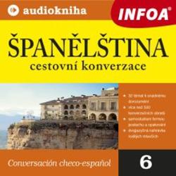 Španělština - cestovní konverzace - Authors Various (Audiokniha)