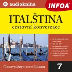 Italština - cestovní konverzace - Rôzni Autori (Audiokniha)