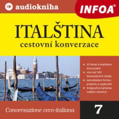 Italština - cestovní konverzace - Různí Autoři (Audiokniha)