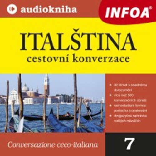 Audiokniha Italština - cestovní konverzace - Rôzni autori - Rôzni Interpreti