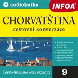Chorvatština - cestovní konverzace - Authors Various (Audiokniha)