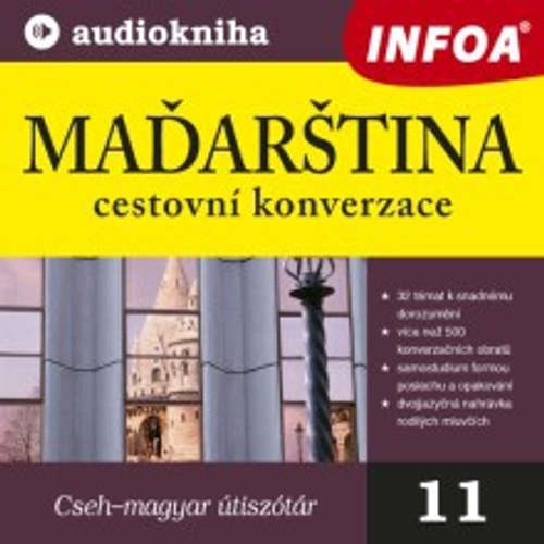 Audiokniha Maďarština - cestovní konverzace - Rôzni autori - Rôzni Interpreti