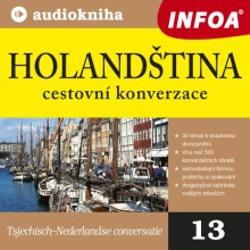 Holandština - cestovní konverzace - Authors Various (Audiokniha)