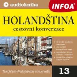 Audiokniha Holandština - cestovní konverzace - Rôzni autori - Rôzni Interpreti