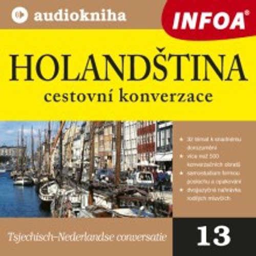 Audiokniha Holandština - cestovní konverzace - Různí autoři - Rôzni Interpreti