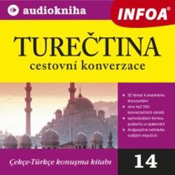 Turečtina - cestovní konverzace - Různí Autoři (Audiokniha)