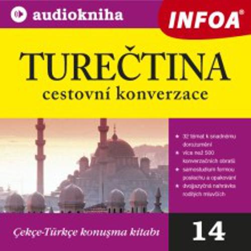 Turečtina - cestovní konverzace - Rôzni Autori (Audiokniha)