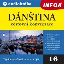 Dánština - cestovní konverzace - Různí Autoři (Audiokniha)