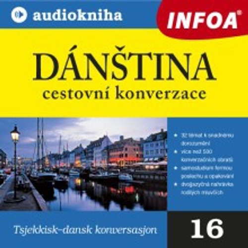 Audiokniha Dánština - cestovní konverzace - Rôzni autori - Rôzni Interpreti