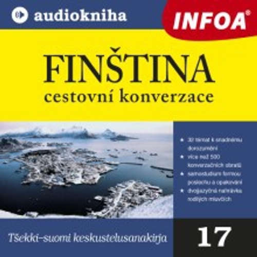 Audiokniha Finština - cestovní konverzace - Rôzni autori - Rôzni Interpreti