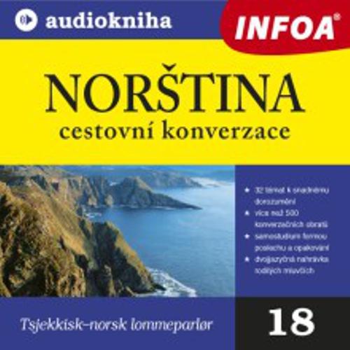 Norština - cestovní konverzace - Authors Various (Audiokniha)