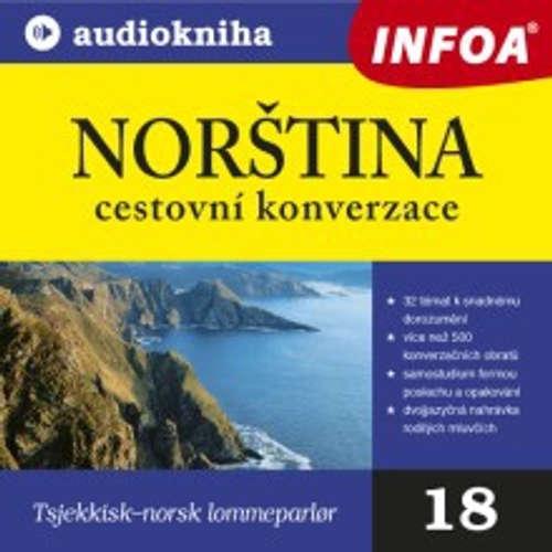 Audiokniha Norština - cestovní konverzace - Rôzni autori - Rôzni Interpreti