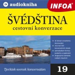 Švédština - cestovní konverzace - Různí Autoři (Audiokniha)