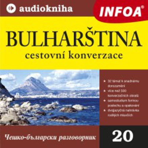Bulharština - cestovní konverzace - Rôzni Autori (Audiokniha)