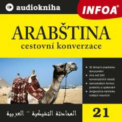 Audiokniha Arabština - cestovní konverzace - Rôzni autori - Rôzni Interpreti