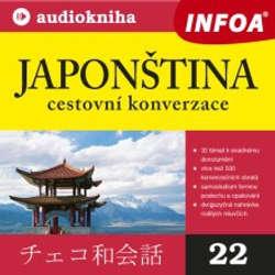 Audiokniha Japonština - cestovní konverzace - Různí autoři - Rôzni Interpreti