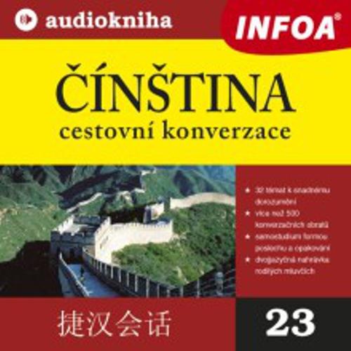 Čínština - cestovní konverzace - Rôzni Autori (Audiokniha)
